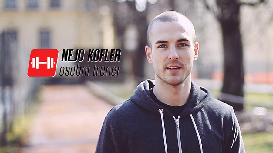 Nejc Kofler, osebni trener; promo video