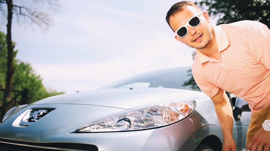 Peugeot reklama 2 z Zlatkom – Klima