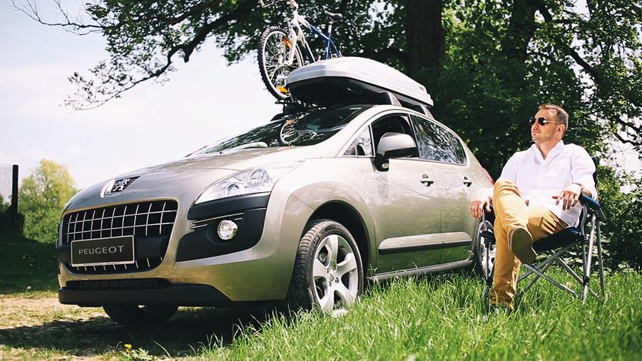 Peugeot reklama 3 z Zlatkom – Dodatna oprema