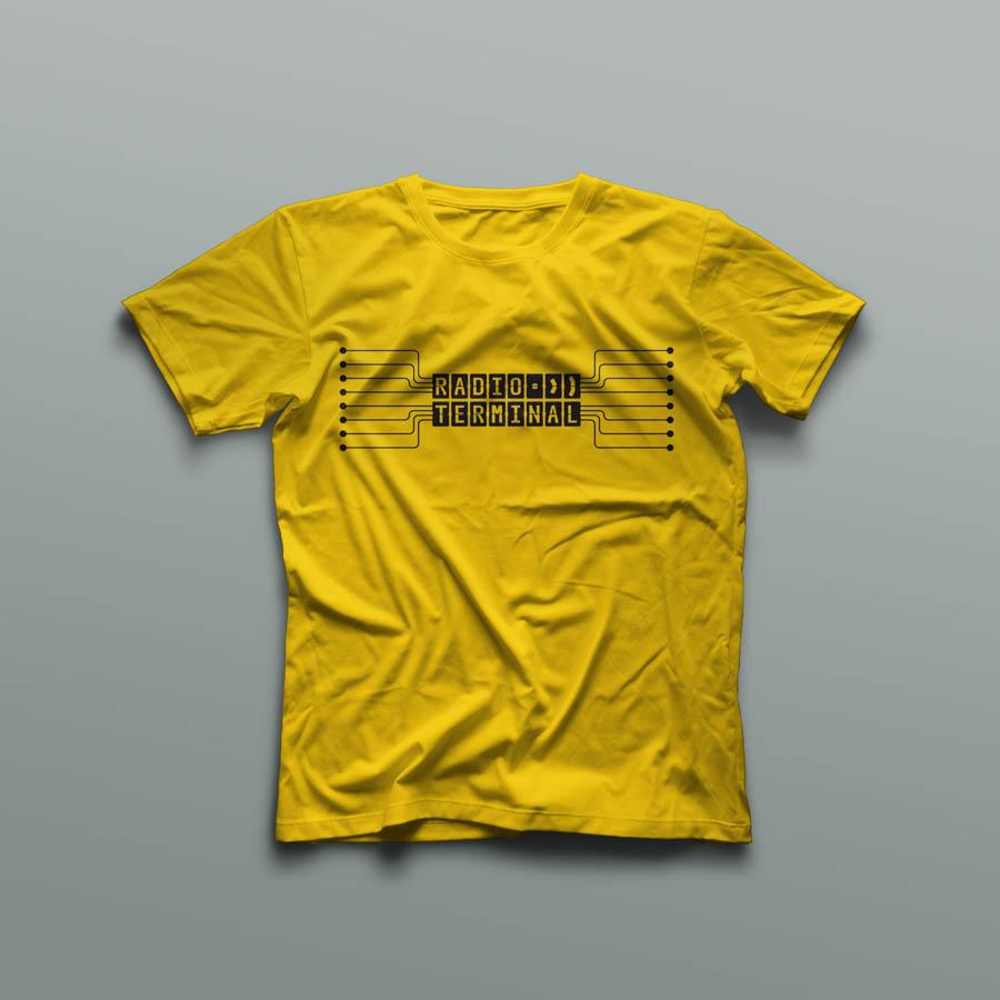 radio terminal t-shirts